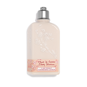 Cherry Blossom Shimmery Body Lotion