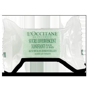Effervescent Revitalizing Sugar Cube