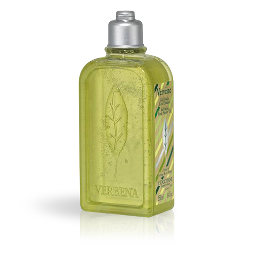 Exfoliating Fresh Shower Gel Verbena 250ml