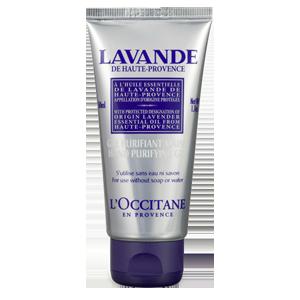 Lavender Hand Purifying Gel Organic Certified