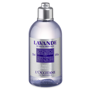 Lavender Shower Gel Organic Certified*