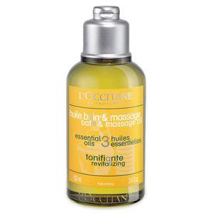 Revitalizing Bath & Massage Oil