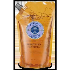 Shea Butter Liquid Soap Eco-Refill - Lavender