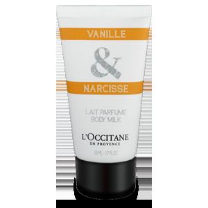 Vanille Narcisse Body Milk