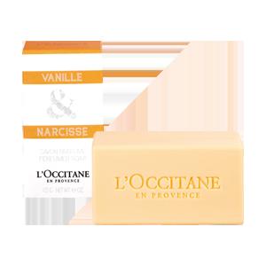 Vanille & Narcisse Perfumed Soap