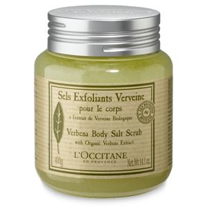 Verbena Body Salts Scrub