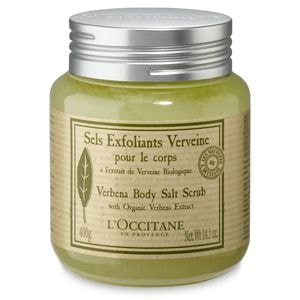 Verbena Body Salts Scrub