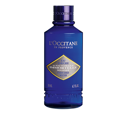 IMMORTELLE ENRICHED WATER