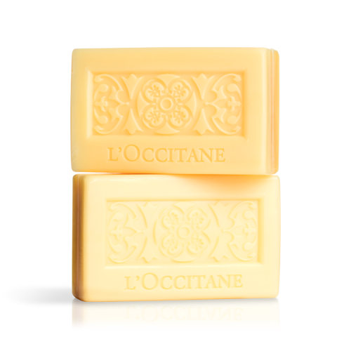 WELCOME TO L'OCCITANE Home Soaps Duo