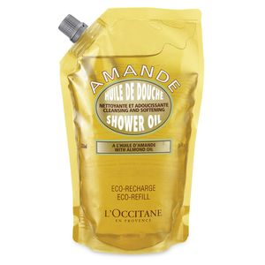 Almond Eco-Refill Shower Oil