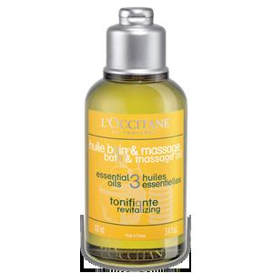 AROMACHOLOGY Revitalizing Bath & Massage Oil