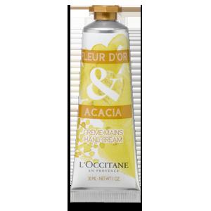 Fleur d'Or & Acacia Hand Cream