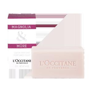 Magnolia & Mûre Perfumed Soap