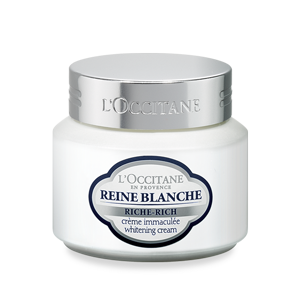 Reine Blanche Whitening Rich Cream