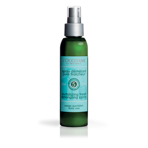 Revitalizing Fresh Detangling Spray