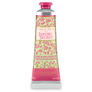 Roses et Reines Jardin Secret Gentle Hand Cream