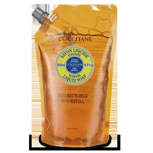 Shea Butter Liquid Soap Eco-Refill - Verbena