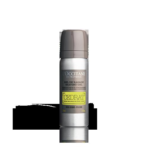 Cedrat Shaving Gel 30ml