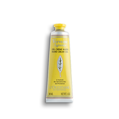 Citrus Verbena Hand Cream Gel 30ml