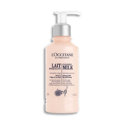 Cleansing Milk Facial Make-Up Remover