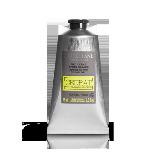 Cédrat After Shave Cream Gel 75 ml