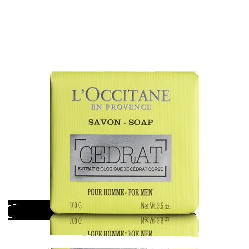 Cédrat Soap 100 gr