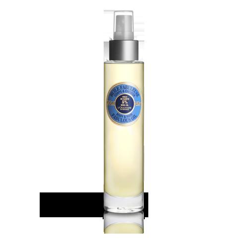 PERMANENT/New Shea Fabulous Oil
