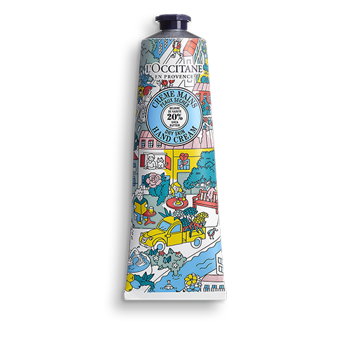 Shea Butter Hand Cream Coloring Edition 150ml
