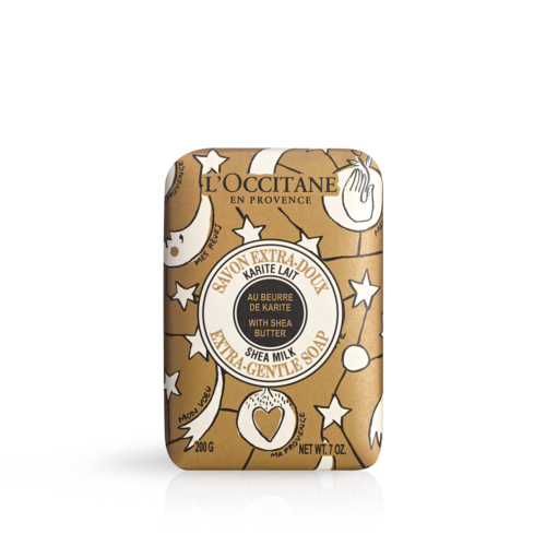 Shea Limited Edition Milk Soap 200g