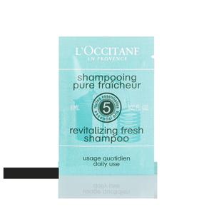 Aromachologie Revitalizing Fresh Shampoo Sample