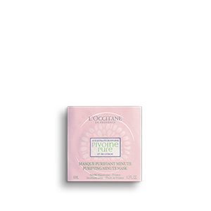 Pivoine Pure Purifying Minute Mask
