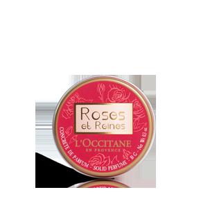 Rose 4 Reines Solid Perfume