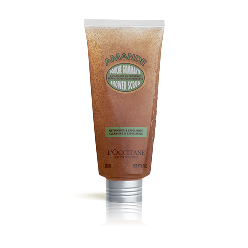 Almond Shower Scrub 200 ml