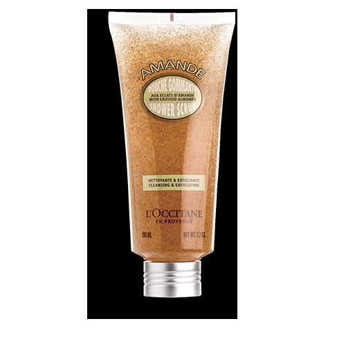 Almond Shower Scrub 200 ml