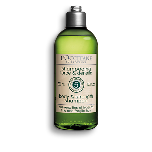 Aromachologie Body & Strength Shampoo 300 ml