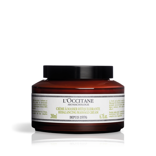 Aromachology Rebalancing Massage Cream 200 ml