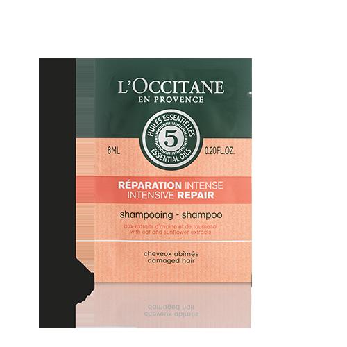 Aromakoloji Intense Repairing Shampoo Sample