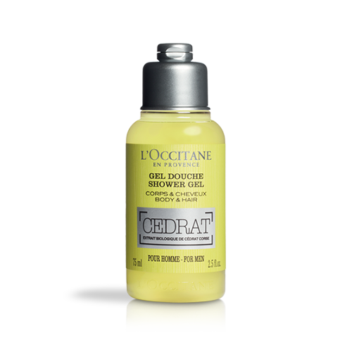 Cédrat Shower Gel 75ml