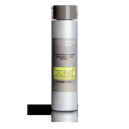 Cedrat Energizing Face Splash 150 ml