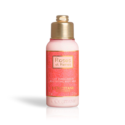 Roses et Reines Beautifying Body Milk 75ml