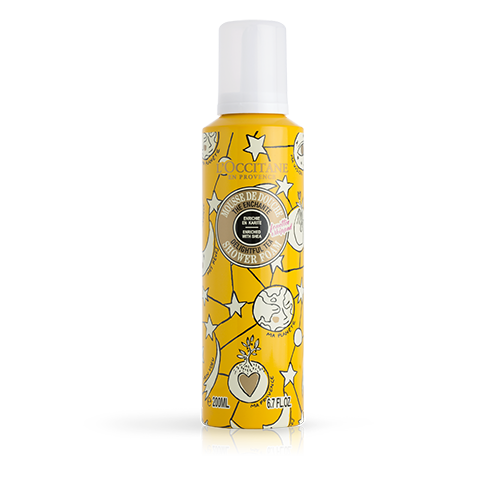 Shea Butter Perfumed Tea Shower Foam - Limited Edition 200 ml