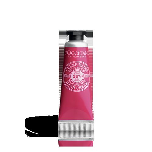 Shea Rose Hand Cream 10 ml