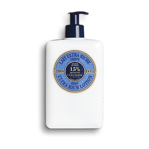 Shea Ultra Rich Body Lotion 250 ml