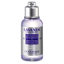 Lavender Certified Organic* Shower Gel (Travel Size)