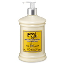 Bonne Mere Gentle Body Wash - Honey