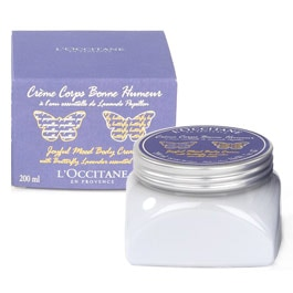 L'OCCITANE - Butterfly Lavender Joyful Mood Body Cream - Moisturizers - Body & Hands - Usage :  makeup