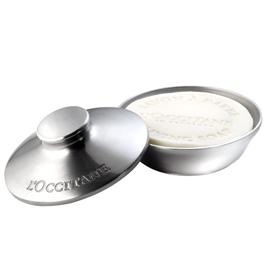L'OCCITANE en Provence - Shaving Bowl with Cade Soap - Shaving & Skincare - Men - Usage