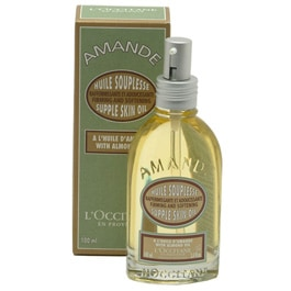 L'OCCITANE - Almond Supple Skin Oil - Treatments - Body & Hands - Usage :  almond oil supple skin loccitane