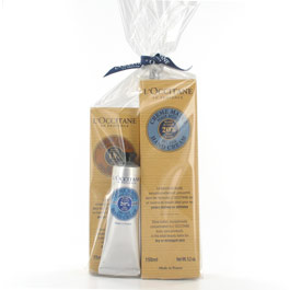 L'OCCITANE en Provence - Shea Hand & Foot Trio - Foot Care - Body & Hands - Usage