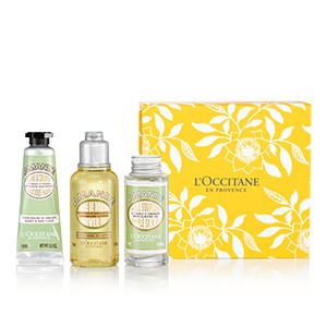 Deals on LOccitane Coupon: FREE Almond Body Smoothing Gift w/$10+ Order